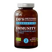Diet-Food, Probiotics Immunity + L. Plantarum LP50, kapsułki, 60 szt.