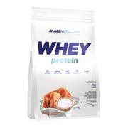 Allnutrition Whey Protein, proszek, solony karmel, 908 g