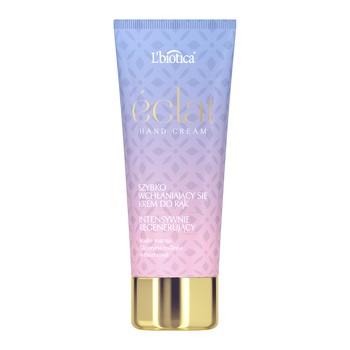 L`Biotica Eclat Hand Cream, intensywnie regenerujący krem do rąk, 50 ml