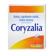 Boiron Coryzalia, tabletki na stany katarowe, 40 szt.