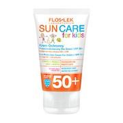FlosLek Laboratorium Sun Care, krem ochronny, przeciwsłoneczny dla dzieci, SPF 50+, 50 ml