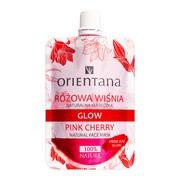 Orientana, naturalna maseczka Glow Różowa Wiśnia, 30 ml
