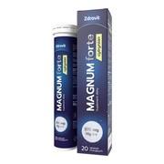 Zdrovit Magnum forte cytrynian, tabletki musujące, 20 szt.