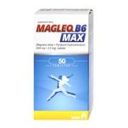 Magleq B6 Max, tabletki, 50 szt.