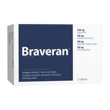 Braveran, tabletki, 8 szt.