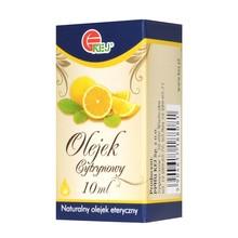 Kej, naturalny olejek cytrynowy, 10 ml