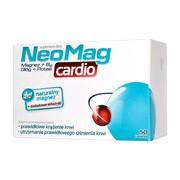 NeoMag Cardio, tabletki, 50 szt.