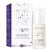 Bandi Anti- Aging, baza, przeciwzmarszczkowa, rozświetlająca, 30 ml