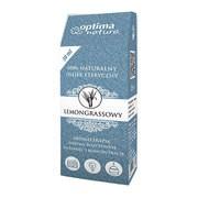 Optima Natura, naturalny olejek Lemongrassowy, 30 ml
