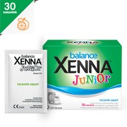 Xenna Balance Junior, proszek do sporządzania roztworu doustnego, saszetki, 30 szt.