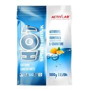 Koncentrat napoju izotonicznego HOT, smak pomarańczowy, 1000 g