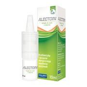 Alectoin, krople do oczu z ektoiną, 10 ml