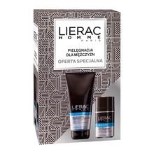 Zestaw Promocyjny Lierac Homme żel pod prysznic 3w1, 200 ml + antyperspirant dla mężczyzn Deo 24, roll-on, 50 ml