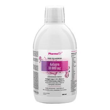 Pharmovit Kolagen, 10 000 mg, płyn, 500 ml