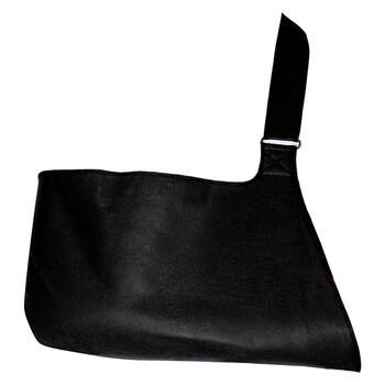 Qmed Temblak 4-ARM, czarny, rozmiar S, 1 szt.