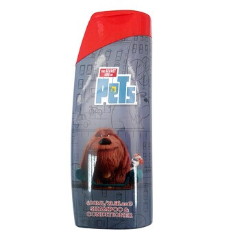 Pets, szampon i odżywka, 2w1, 400 ml