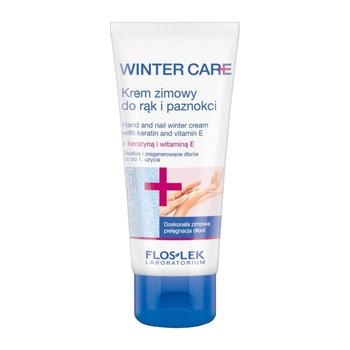 FlosLek Laboratorium Winter Care, krem zimowy do rąk i paznokci, 100 ml
