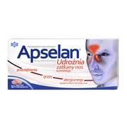 Apselan, 60 mg, tabletki powlekane, 10 szt.