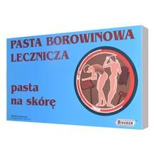 Pasta borowinowa lecznicza (Borowina lecznicza), pasta na skórę, 5 szt.