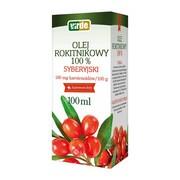 Olej Rokitnikowy 100%, 100 ml (Virde)