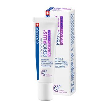 Curaprox Perio Plus+ Focus, żel periodontologiczny,10ml