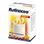 Rutinacea Hot, proszek w saszetkach, 8 szt.