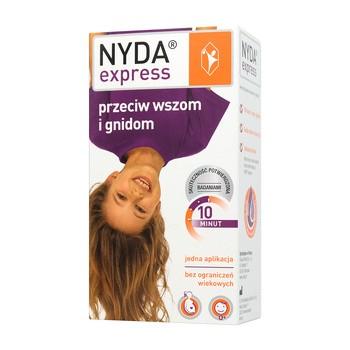 Nyda express, aerozol przeciw wszom i gnidom, 50 ml