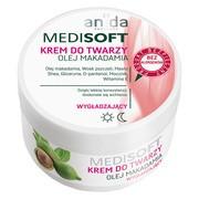 Anida Medi Soft, krem wygładzający, olej makadamia, 100 ml