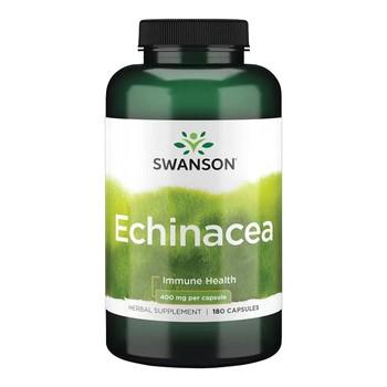 Swanson Echinacea, kapsułki, 180 szt.