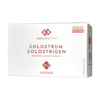 Colostrigen, kapsułki bioaktywne, 60 szt.