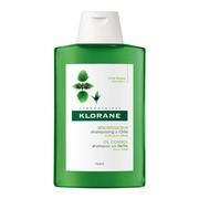 Klorane, szampon na bazie wyciągu z pokrzywy, 200 ml