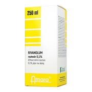 Rivanolum roztwór 0.1%, (Amara) 250 ml