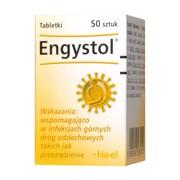 Heel-Engystol, tabletki, 50 szt.