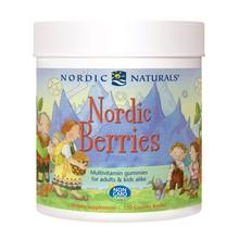 Nordic Berries, żelki, 120 szt.
