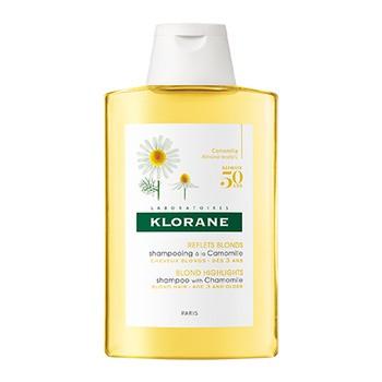 Klorane, szampon na bazie wyciągu z rumianku, 200 ml