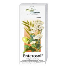 Enterosol, 4,525 g/5 ml, płyn doustny, 100 ml