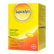 Supradyn Energia, tabletki powlekane, 30 szt.