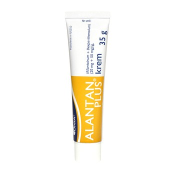 Alantan Plus, (20 mg+50 mg/g), krem, 35 g