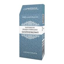 Optima Natura, naturalny olejek eteryczny goździkowy, 10 ml