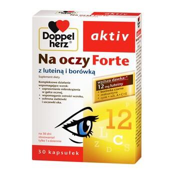 Doppelherz aktiv Na oczy Forte, kapsułki, 30 szt.