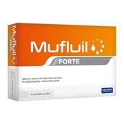 Mufluil Forte, roztwór do nebulizacji, 2 ml, 10 ampułek