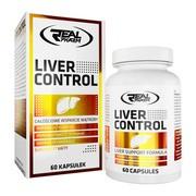 Real pharm Liver Control, kapsułki, 60 szt.