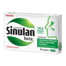 Sinulan Forte, tabletki powlekane, 30 szt.