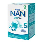Nestle Nan Optipro 5, mleko modyfikowane Junior dla dzieci po 2,5 roku 800 g