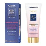 FlosLek Laboratorium Skin Care Expert All Night, Sleeping Mask, całonocna maska intensywnie regenerująca, 50 ml