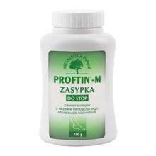 Proftin-M, zasypka do stóp, 100 g