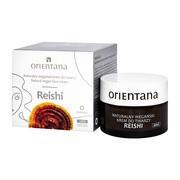 Orientana, naturalny wegański krem do twarzy Reishi na dzień, 50 ml