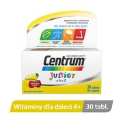 Centrum Junior, tabletki, 30 szt.