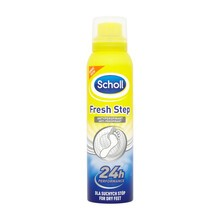 Scholl Fresh Step, dezodorant antyperspirant do stóp, 150 ml