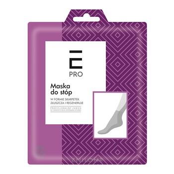 Enilome E Pro, złuszczająco-regenerująca maska do stóp, 40 ml, nasączone skarpety